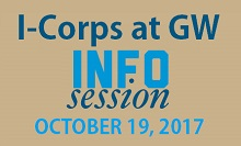 Info Session October 19