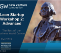 Lean Startup Workshop 2: Advanced