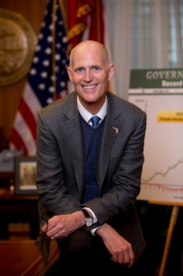 2008 DEA Award Winner - Governor Rick Scott