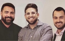 Pineapple Payments' leadership team is, from left, Brian Shanahan, CEO: Brian Gross, executive vice president; and Jon Halpern,