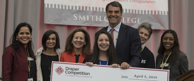 GW Students Win at 2019 Draper Competition