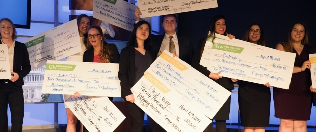 2019 GW New Venture Competition Winners